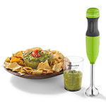 KitchenAid KHB1231GA 2-Speed Hand Blender w/ 3-Cup Blending Jar & Lid, Green Apple