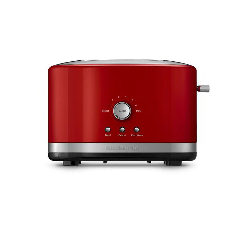 KitchenAid KMT2116ER 2-Slice Toaster w/ Manual High-Lift Lever, Empire Red