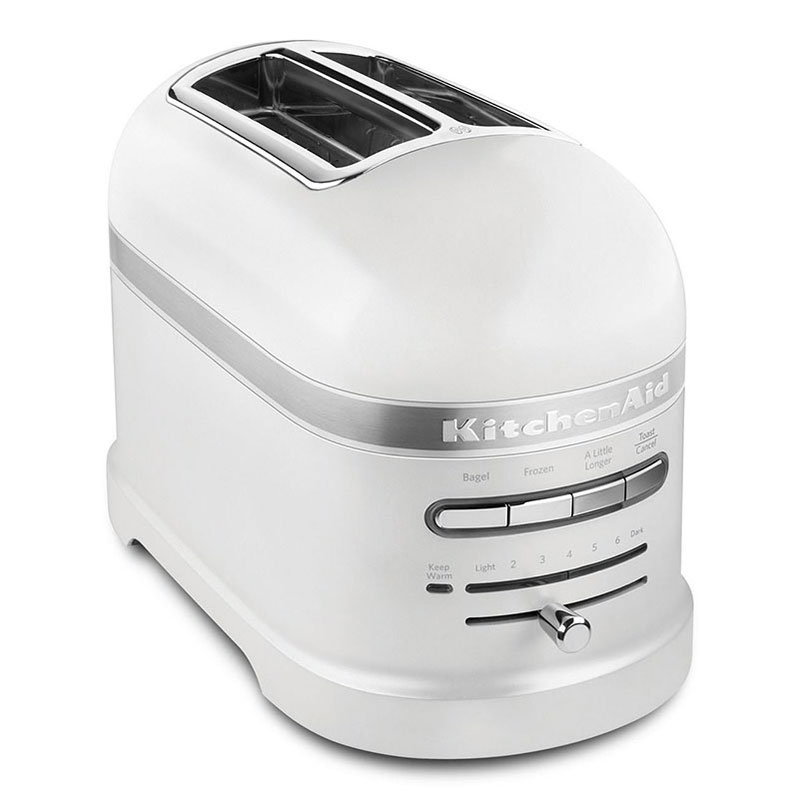 KitchenAid KMT2203FP Pro Line 2-Slice Automatic Toaster - Frosted Pearl