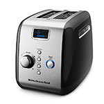 KitchenAid KMT223OB 2-Slice Automatic Lift Toaster - Onyx Black