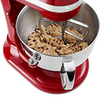 KitchenAid KN2B6PEH Stainless Steel Bowl w/ Handle for 6-qt KitchenAid Stand Mixers