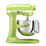 KitchenAid KP26M1XGA 10-Speed Stand Mixer w/ 6-qt Stainless Bowl & Accessories, Green Apple