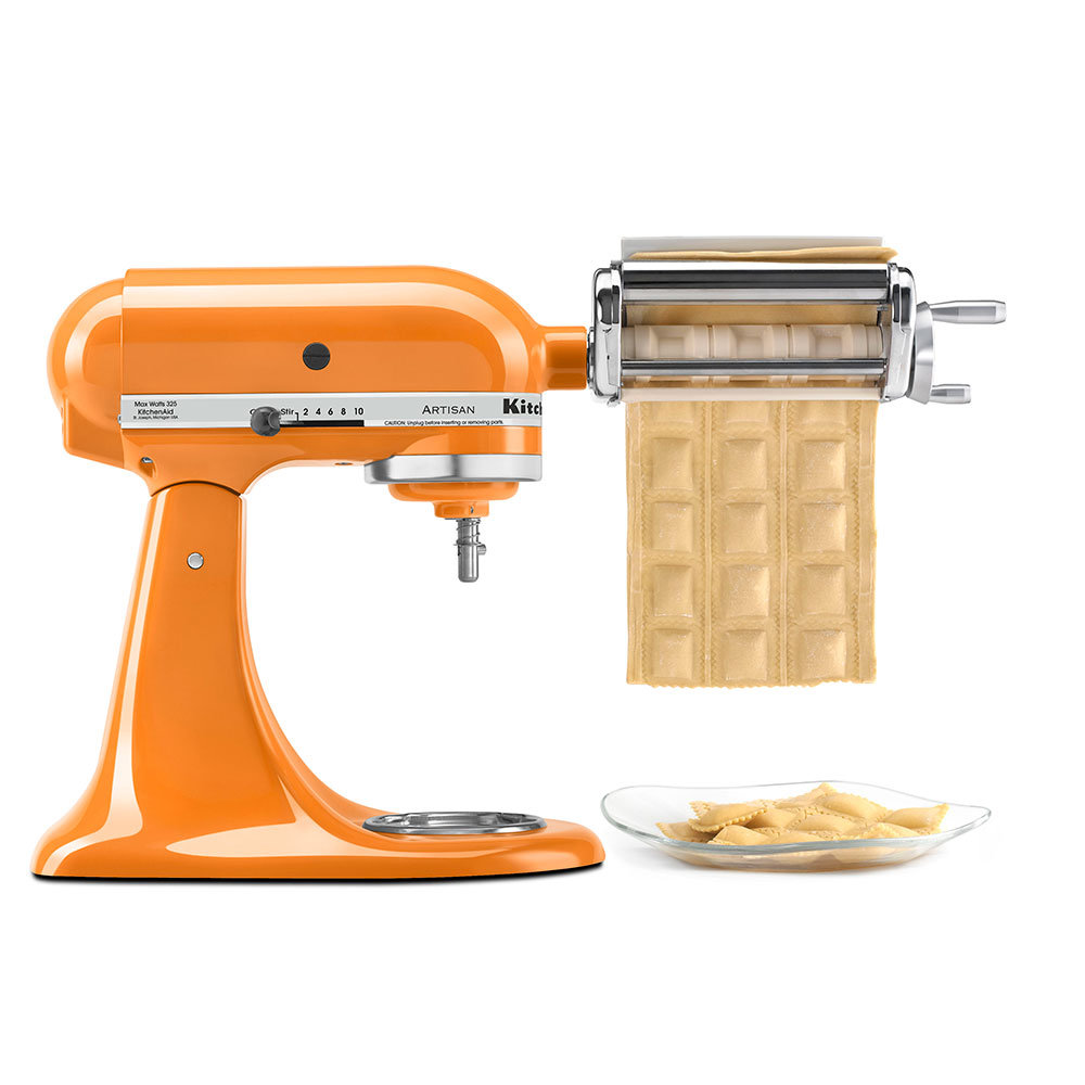 KitchenAid KRAV Ravioli Maker, Stand Mixer Attachment
