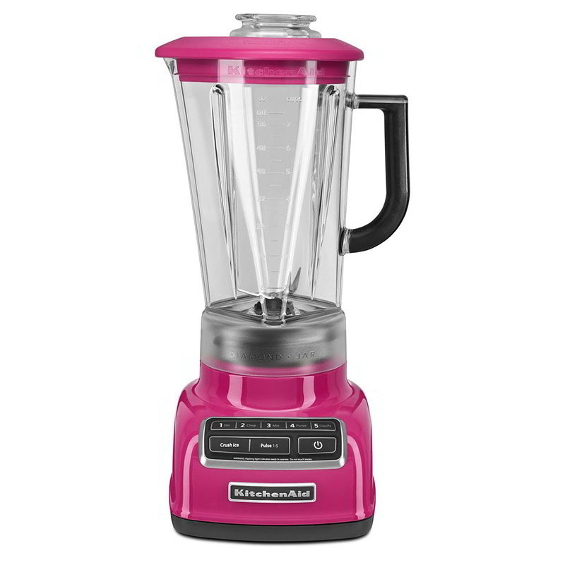 Countertop Blender : ... Blender & Food Processors 5-Speed Countertop Blender w/ 60-oz Pitcher