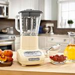 KitchenAid KSB565AC Blender w/ Touch Pad, 48-oz Pitcher & 5-Speeds, Almond Cream