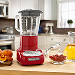 KitchenAid KSB565ER Blender w/ Touch Pad, 48-oz Pitcher & 5-Speeds, Empire Red