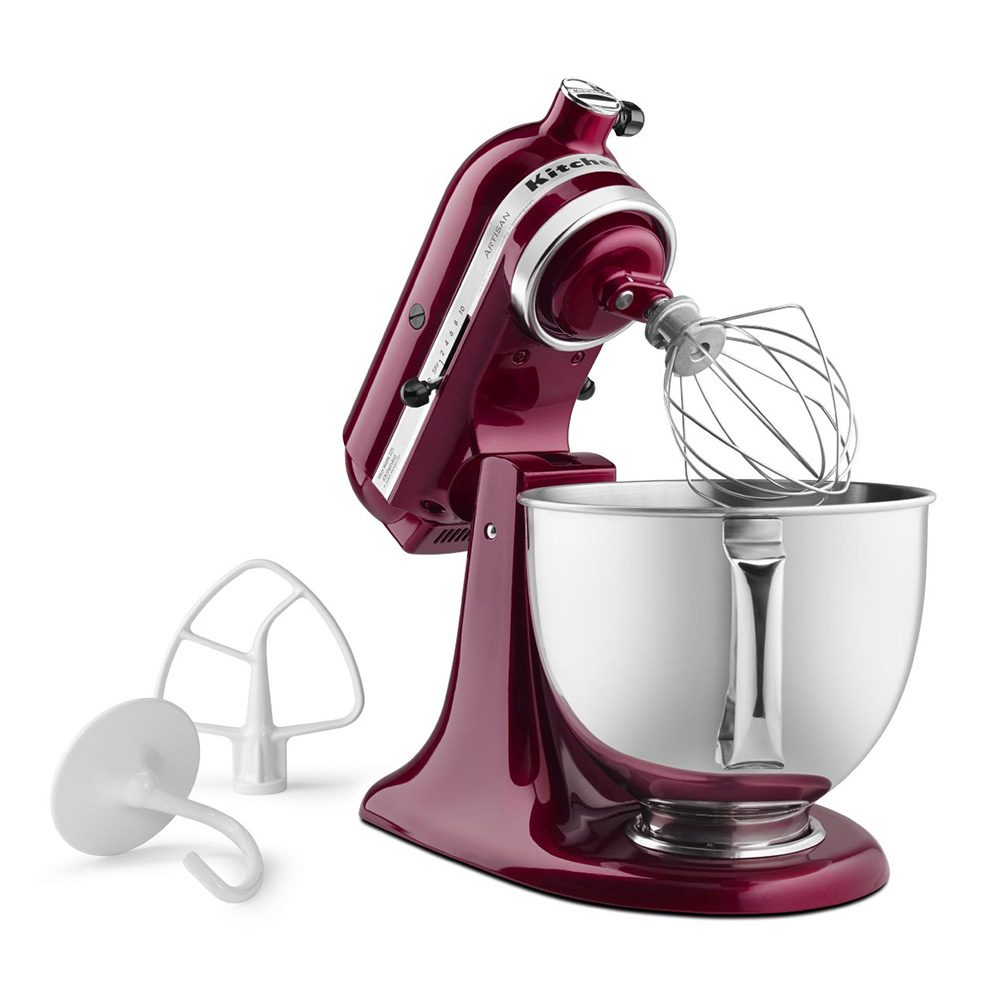 Kitchenaid Ksm150psbx 10 Speed Stand Mixer W 5 Qt