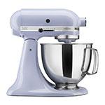 KitchenAid KSM150PSLR 10-Speed Stand Mixer w/ 5-qt Stainless Bowl & Accessories, Lavender Cream
