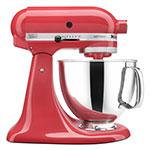 KitchenAid KSM150PSWM 10-Speed Stand Mixer w/ 5-qt Stainless Bowl & Accessories, Watermelon