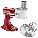 KitchenAid KSM2FPA Food Processor Dicing Attachment for Stand Mixer