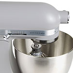 KitchenAid KSM3311XFG 10-Speed Stand Mixer w/ 3.5-qt Stainless Bowl & Accessories, Matte Gray