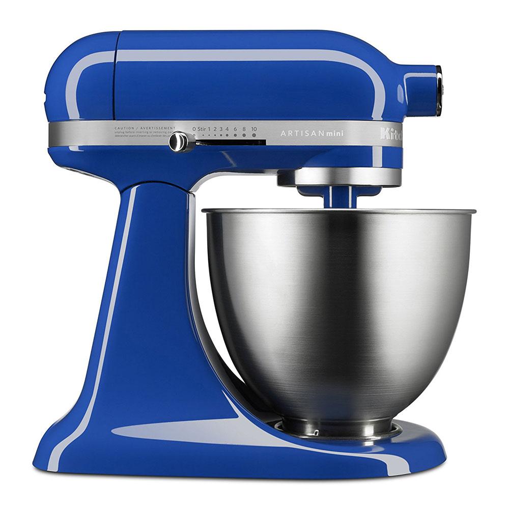 KitchenAid KSM3311XTB 10-Speed Stand Mixer w/ 3.5-qt Stainless Bowl & Accessories, Twilight Blue