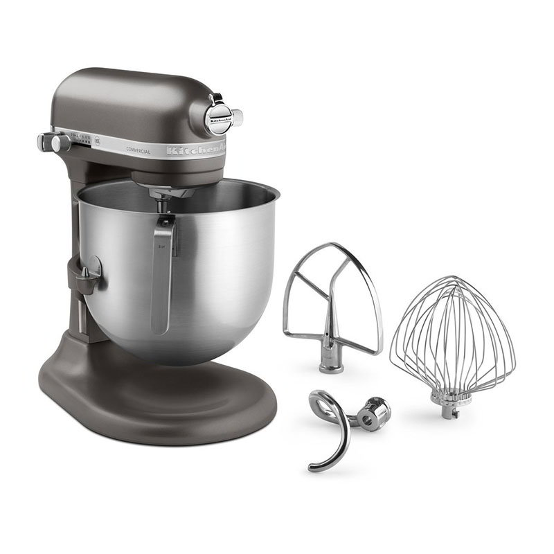 Kitchenaid Ksm8990Dp 10-Speed Stand Mixer W/ 8-Qt Stainless Bowl