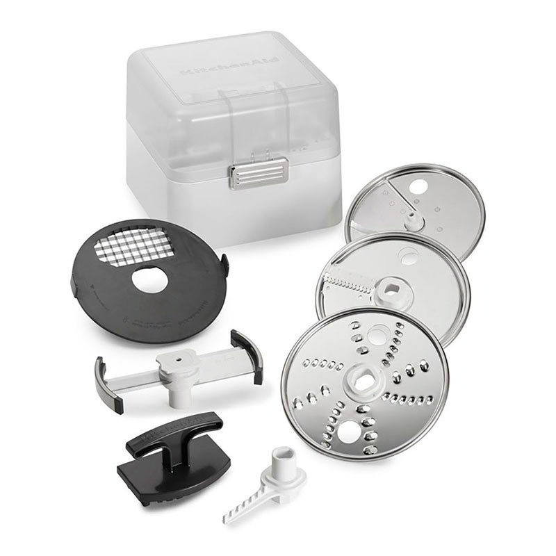 Kitchenaid Ksmfpaep Food Processor Accessory Kit W Case