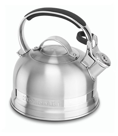 KitchenAid KTST20SBST 2-qt Kettle w/ Removable Lid, Stainless