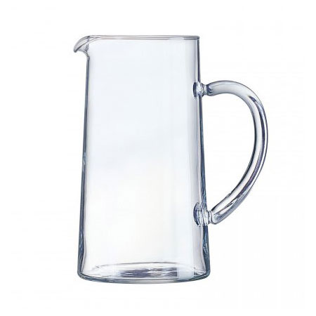 Cardinal 52349 44-oz Luminarc Serving Pitcher - Glass, Clear