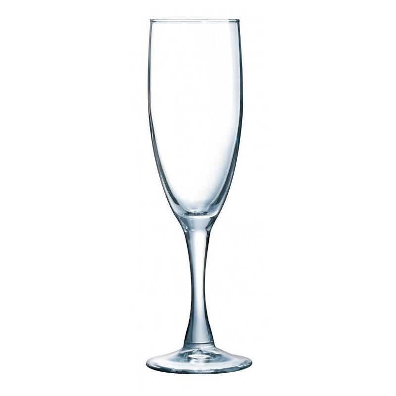 Cardinal 71086 5.75-oz Excalibur Champagne Flute Glass