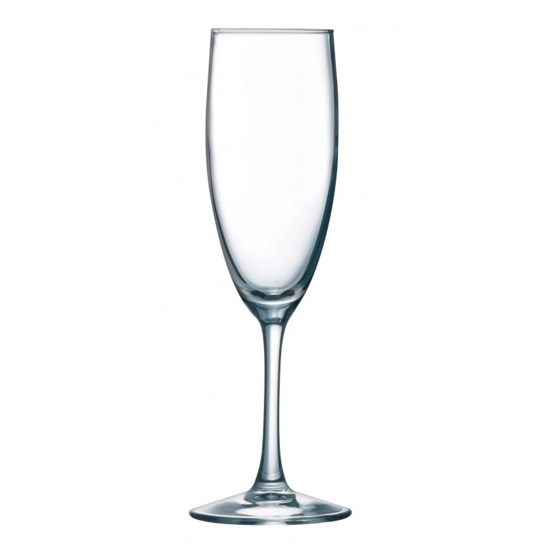 Cardinal H0656 5.75-oz Rutherford Champagne Flute Glass