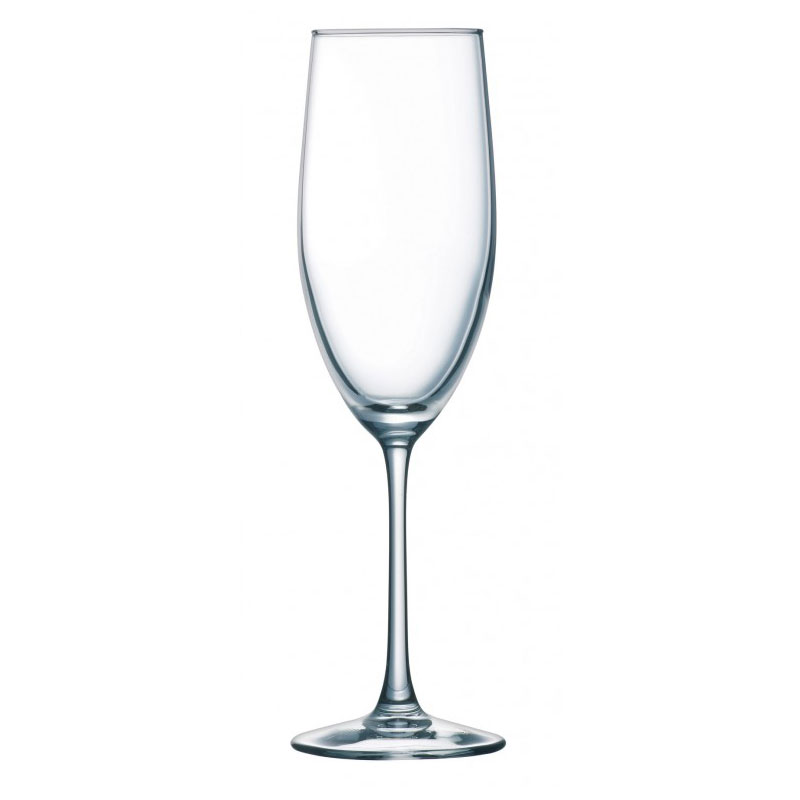 Cardinal H0657 8.5-oz Rutherford Champagne Flute Glass