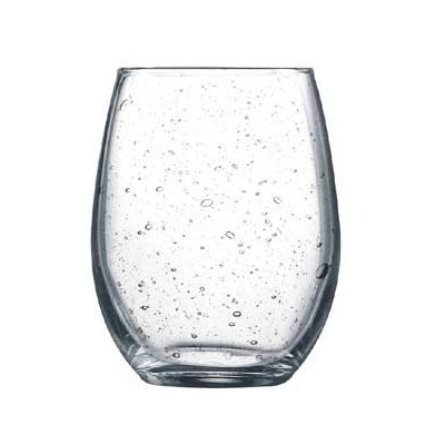Cardinal H4257 9-oz Bola Perfection Stemless Wine Glass