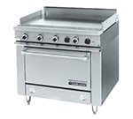 "Garland 36ER38 36"" Electric Range with Griddle, 208v/1ph"