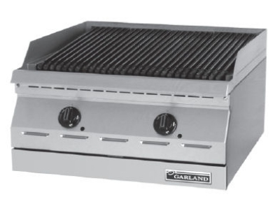 "Garland ED-42B 2083 42"" Charbroiler w/ Infinite Switch Control, 208/1 V"