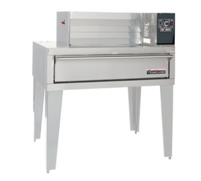 Garland / US Range G56PT NG Air-Deck Pizza Oven Single Deck Perforated Deck Top Mounted Power NG Restaurant Supply