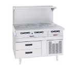 "Garland GN17FR68 68"" Chef Base w/ (4) Drawers - 115v"