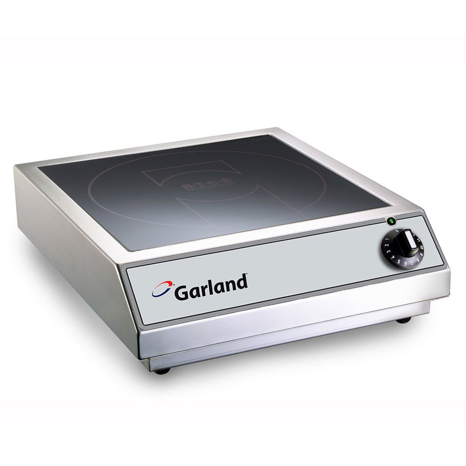 Garland GI-SH/BA 3500 Countertop Commercial Induction Cooktop, 240v/1ph