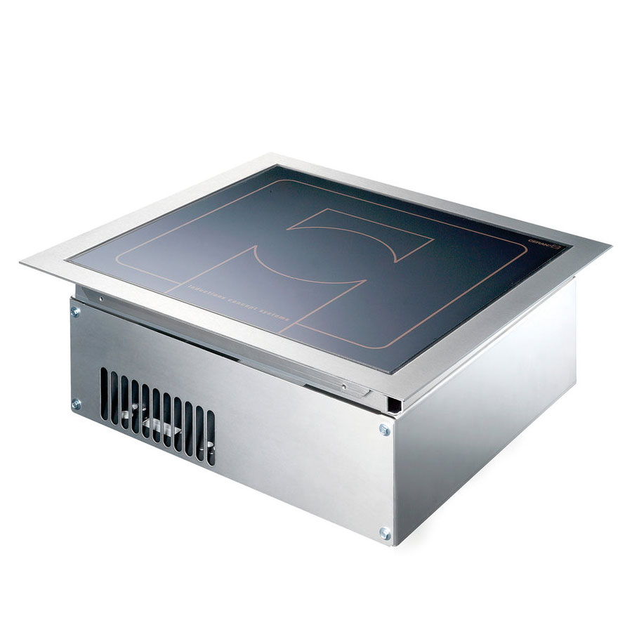 Garland GI-SH/IN2500 Drop-In Commercial Induction Cooktop, 208v