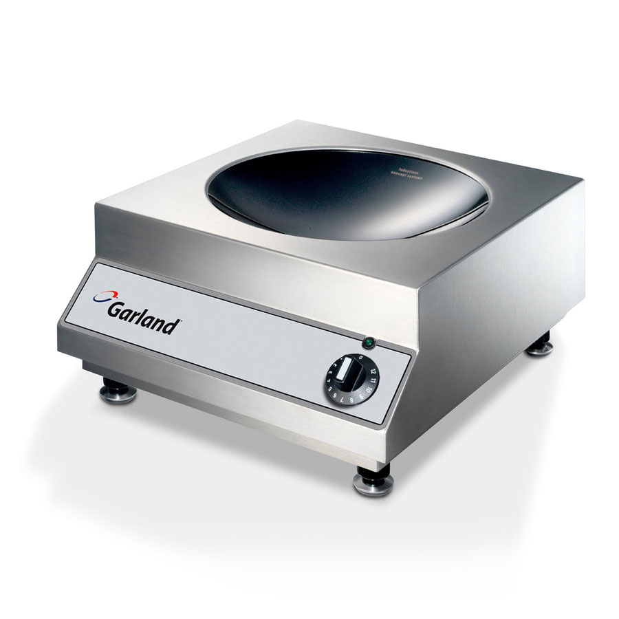 Garland GI-SH/WO 3500 Countertop Commercial Induction Wok Unit, 208v/1ph