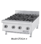 "Garland GTOG12-2 LP 12"" Hotplate w/ 2-Burners & Manual Controls, LP"