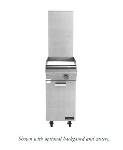 Garland M8S LP 17-in Range Attachment w/ Fry Top, Thermostatic, Storage Base, LP