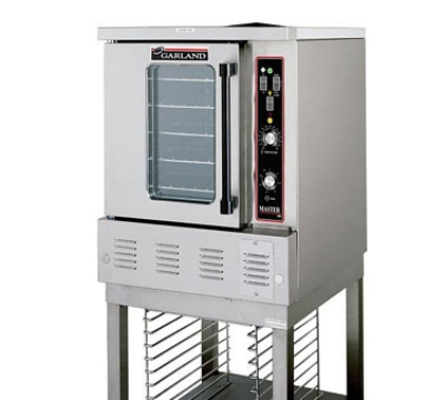 Garland MCO-G-25L Single Deck Convection Oven Half Section Restaurant Supply