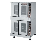 Garland MCO-GD-20 Double Deck Convection Oven w/ Deep Depth & Cook N Hold, NG