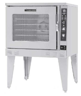 Garland MP-GD-10-D Single Full Size Gas Convection Oven, NG