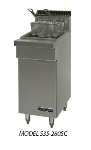Garland S680-18FM Electric Fry Dump Station, 120v