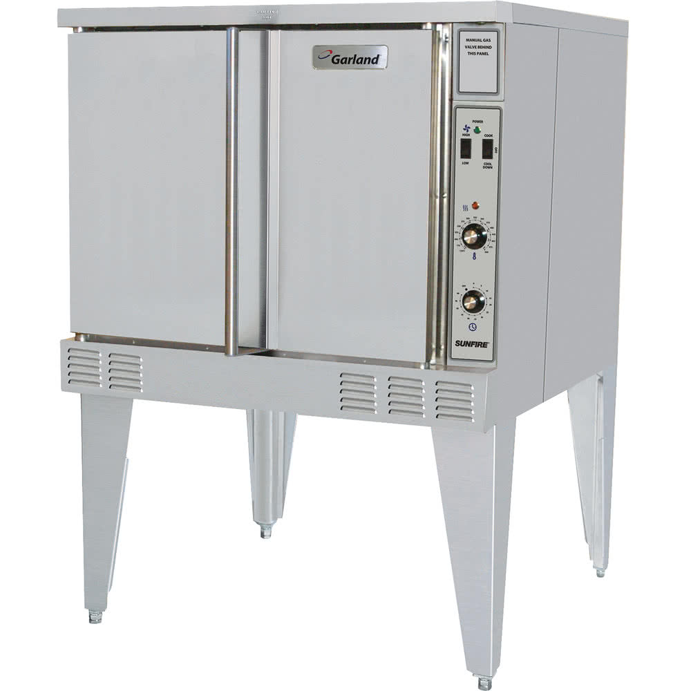 Garland SCO-ES-10S Full Size Electric Convection Oven - 208v/3ph