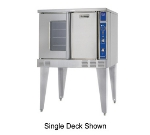 Garland SUME-200 Double Full Size Electric Convection Oven - 240v/1ph