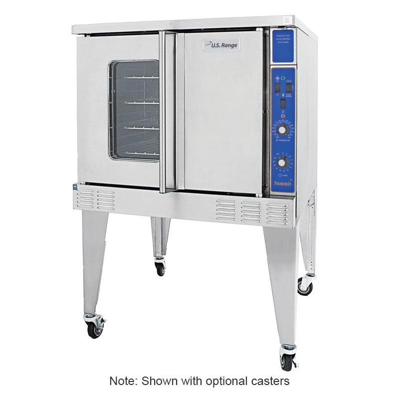 Garland SUMG-100 Full Size Gas Convection Oven - LP