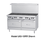 "Garland U60 60"" 10-Burner Gas Range, NG"