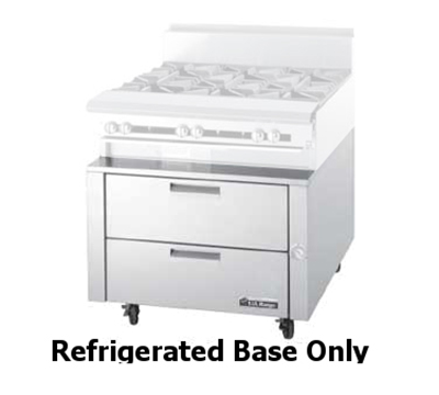 "Garland UN17R96 96"" Chef Base w/ (6) Drawers - 115v"