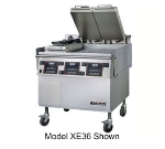 Garland XE36 36-in Flat Griddle w/ 3-Platens & .75-in Thick Carbon Steel Plate