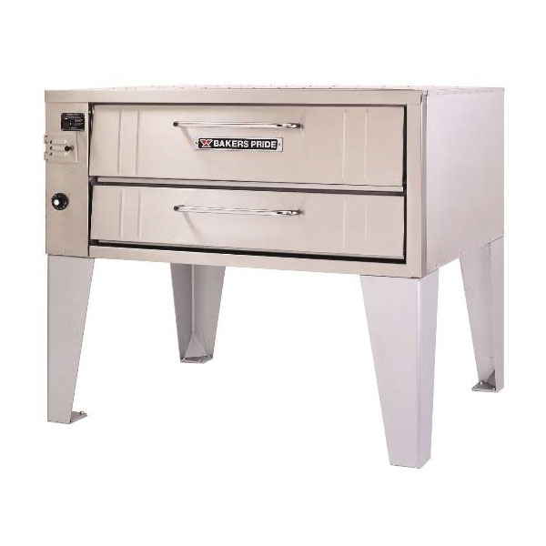 Bakers Pride 351 Pizza Deck Oven, NG