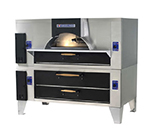 Bakers Pride FC-516/DS-805 Gas Brick Deck Oven - Cast-Ceramic, NG