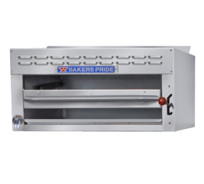 "Bakers Pride BPSB-24 24"" Gas Salamander Broiler, LP"