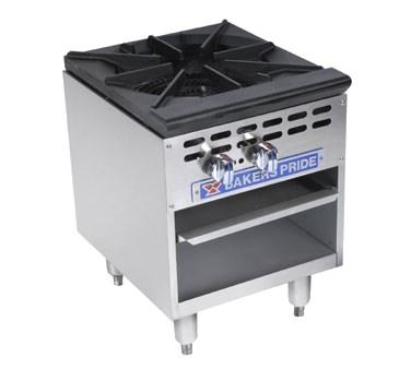 Bakers Pride BPSP-18-2 1-Burner Gas Stock Pot Range, NG
