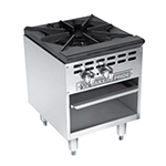 Bakers Pride BPSP-18J-16 1-Burner Stock Pot Range, LP