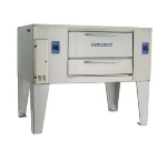 Bakers Pride D250 Multi Purpose Deck Oven, NG