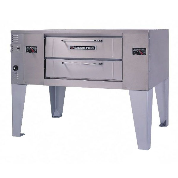 Bakers Pride DS-805 Pizza Deck Oven, NG